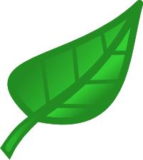 201x225 Green Leaf Clip Art