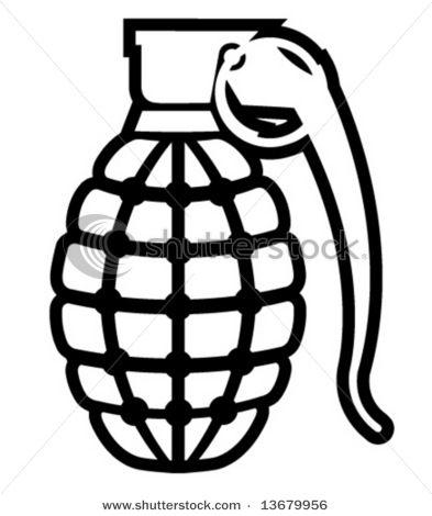 Grenade Cartoon Free Download Best Grenade Cartoon On Clipartmag Com