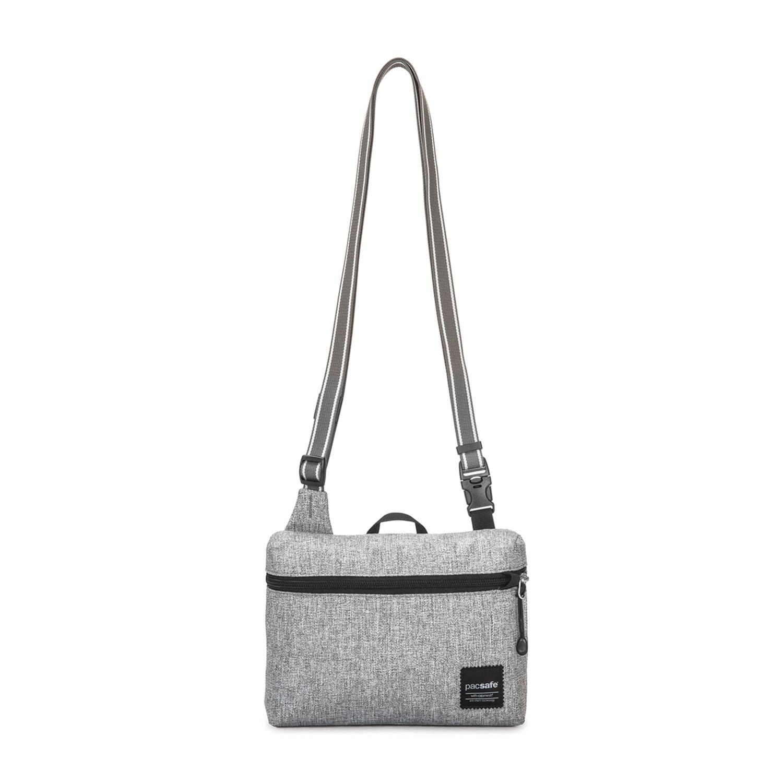 1500x1500 Anti Theft Crossbody Bag Slingsafe Lx50 In Grey By Pacsafe