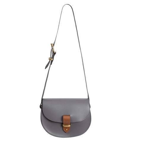 480x480 Victoria Grey Cross Body Bag, N'Damus Culturelabel