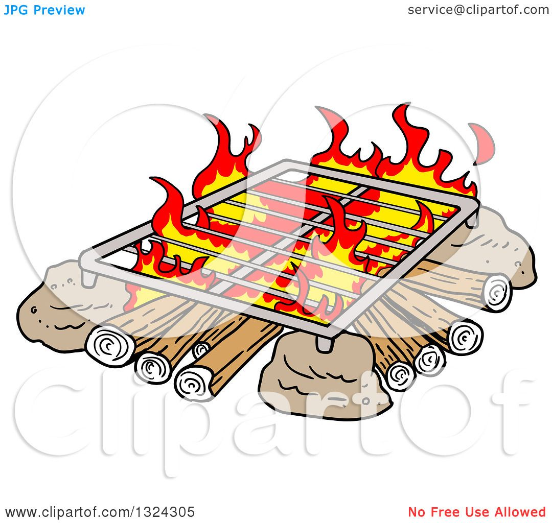 1080x1024 Grill Fire Clipart Amp Grill Fire Clip Art Images