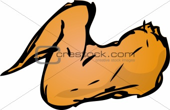 340x221 Chicken Wing Clip Art