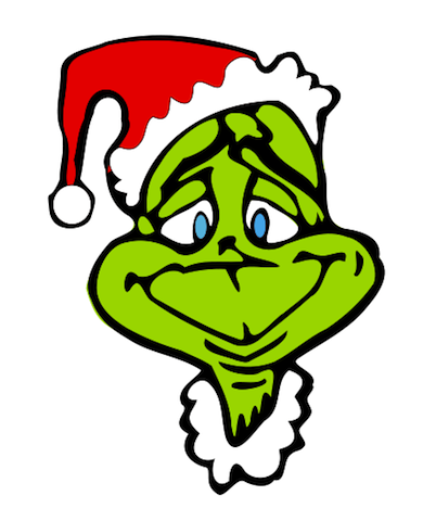 402x480 Grinch Clip Art Free Clipart Wikiclipart