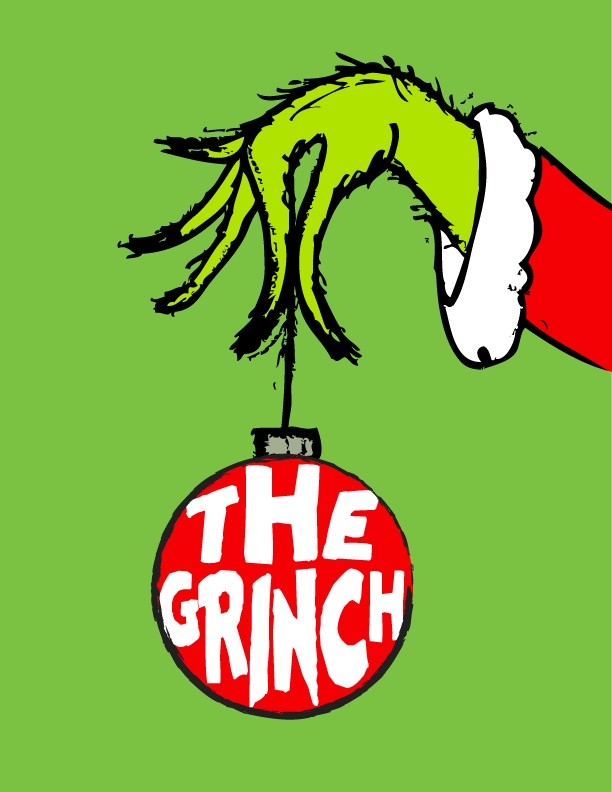 612x792 The Grinch Clip Art Cliparts
