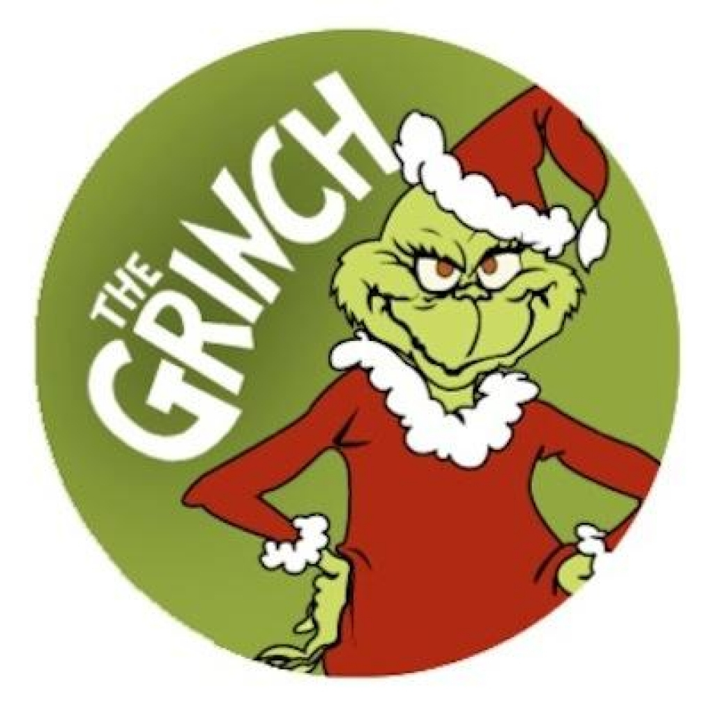 1024x1024 Christmas Clip Art The Grinch