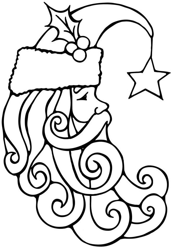 664x957 Top 10 Free Printable Christmas Ornament Coloring Pages Online