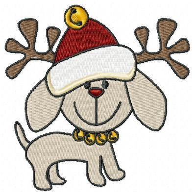 398x400 Reindeer Dog Cliparts 250546
