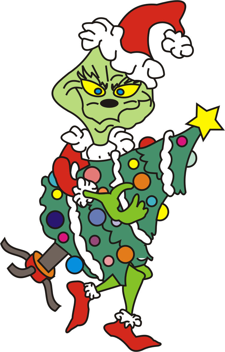 Grinch Dog Clipart Free download