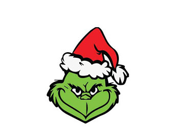 340x270 Grinch Svg File Etsy