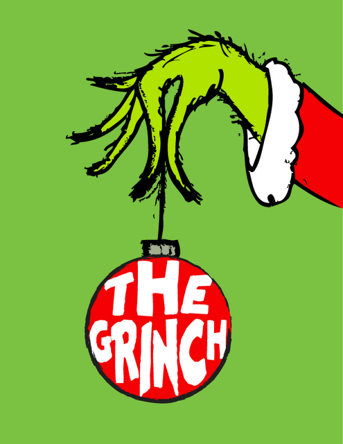 495x640 The Grinch Clipart Hostted 3