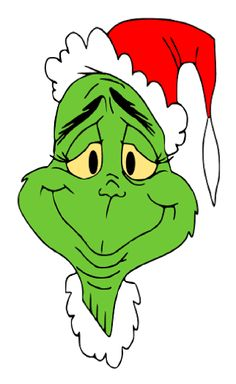 236x384 Christmas Grinch Clipart