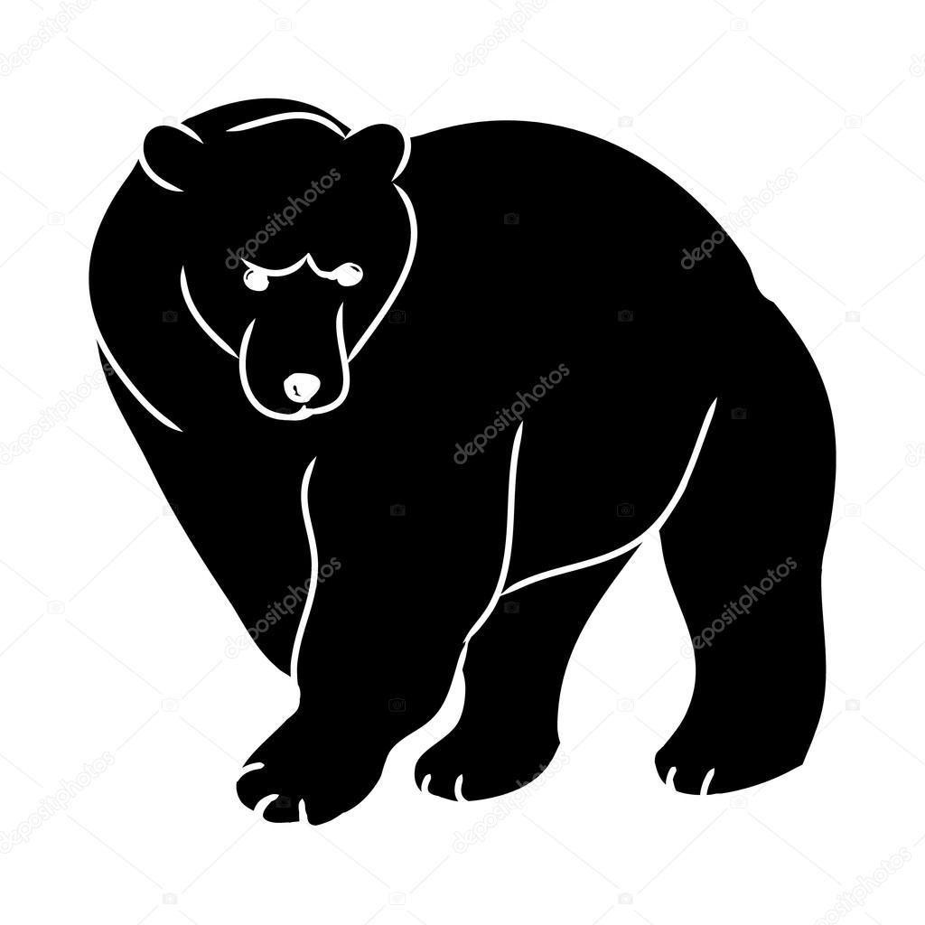 1024x1024 Brown Bear