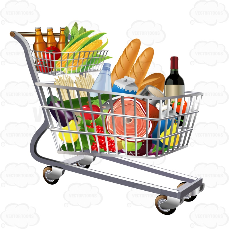 800x800 Graphics For Grocery Shopping Graphics