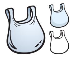235x190 Plastic Clipart Plastic Bag