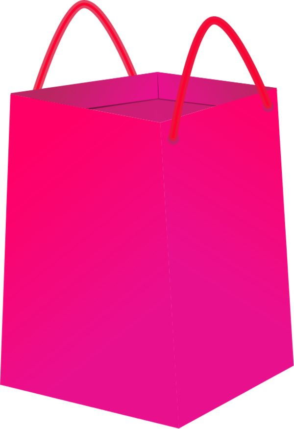 600x875 Shopping Bags Shopping Bag Clipart 5