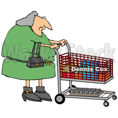 400x400 Grocery Store Clipart