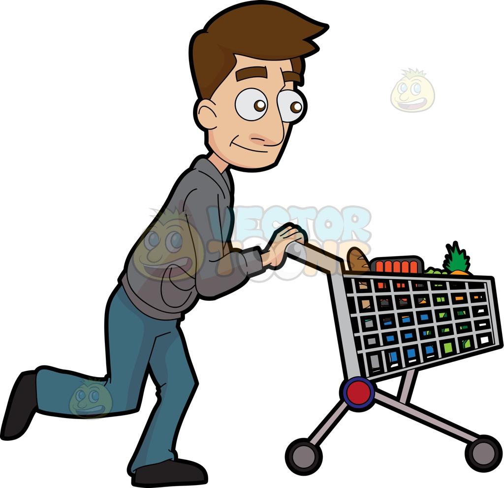 1024x991 Mall Clipart Person