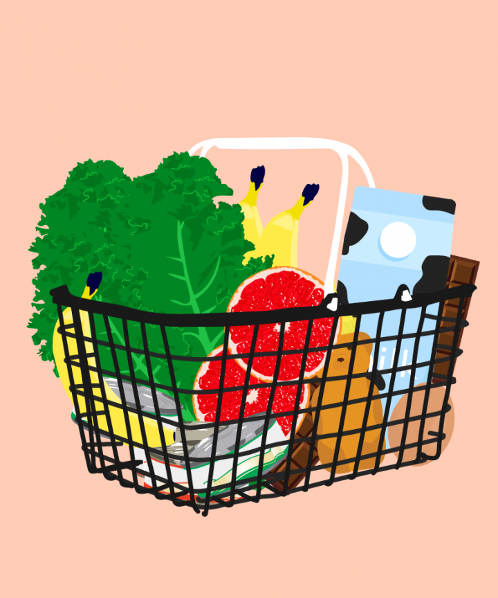 720x864 How To Grocery Shop On Budget