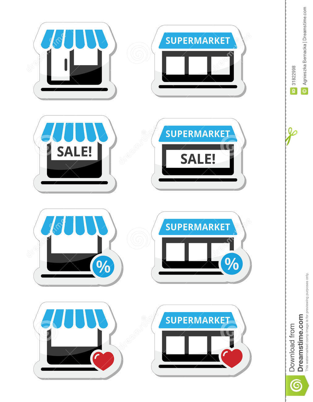 1013x1300 Retail Stores Clipart