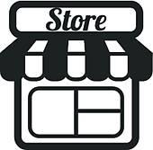 170x167 Supermarket Services Clip Art