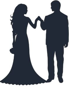 236x303 Shadow Clipart Bride And Groom