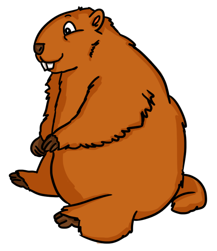706x815 Best Photos Of Groundhog Clip Art