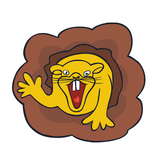 600x630 Burrow Groundhog Day Clipart, Explore Pictures