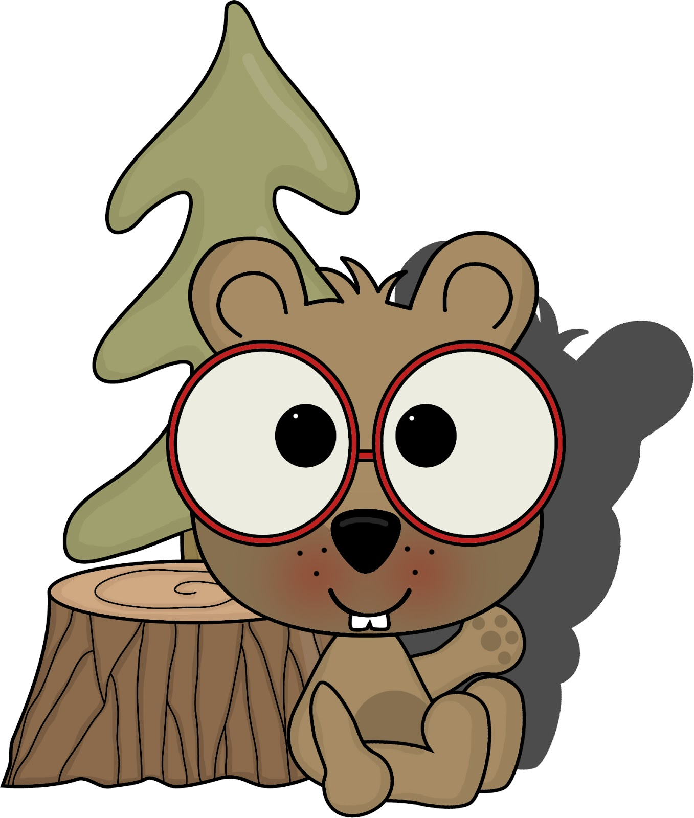 February groundhog. Day clipart free download