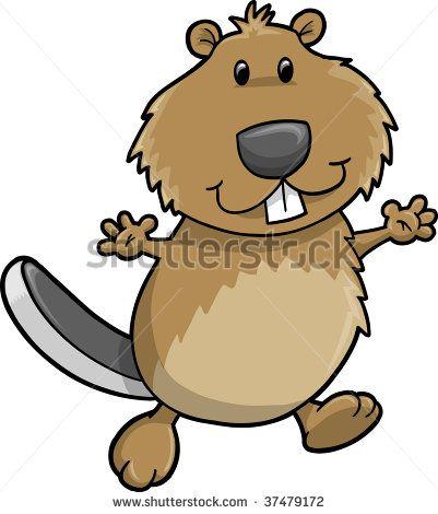 401x470 Top 80 Beaver Clip Art
