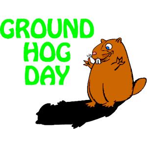 300x300 Groundhog Day Wishes To Yo