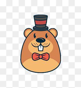 260x283 Groundhog Joy, Joy, Groundhog, Cartoon Png Image For Free Download