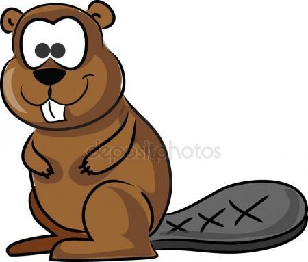 450x383 Cartoon Beaver Stock Vectors, Royalty Free Cartoon Beaver