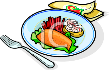 350x224 Dinner Clipart Many Interesting Cliparts