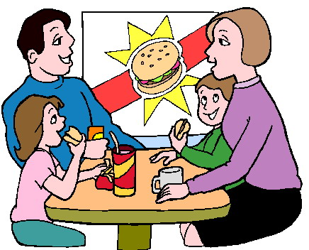436x352 Restaurant Clipart Chinese Family