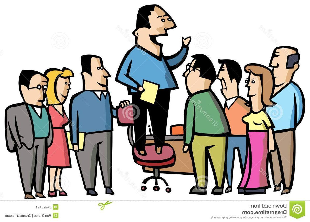 1300x933 Top Meeting Clipart Announcement Image