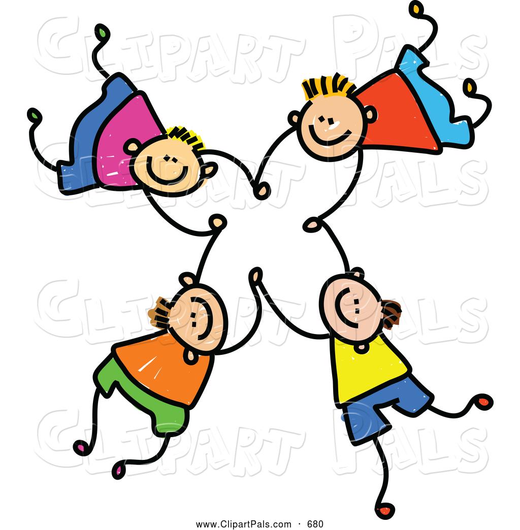 1024x1044 Happy Friends Clip Art