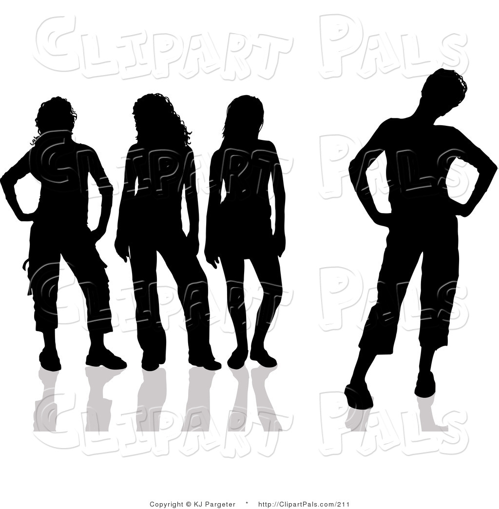 1024x1044 Group Of Women Clipart