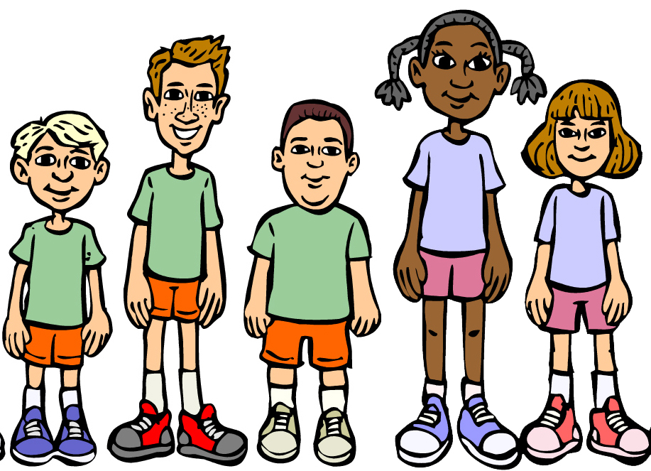 917x663 Group Of Kids Clipart