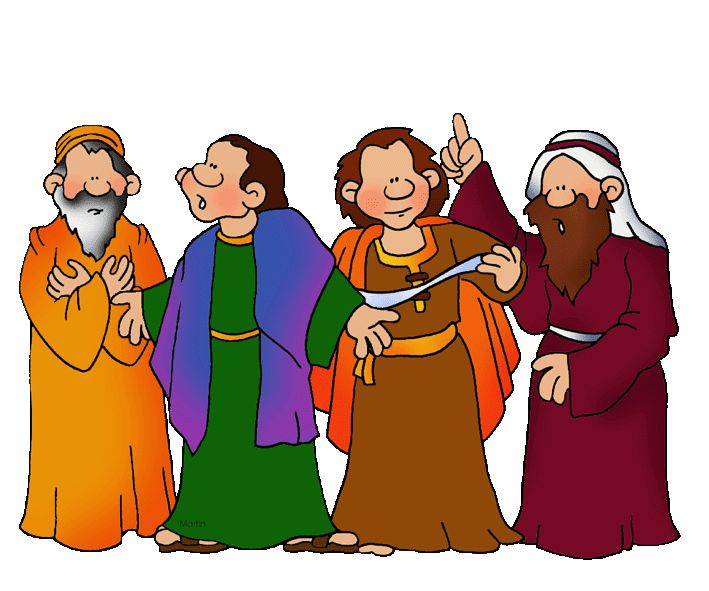 709x591 Clipart Of Groups Of Ancient People