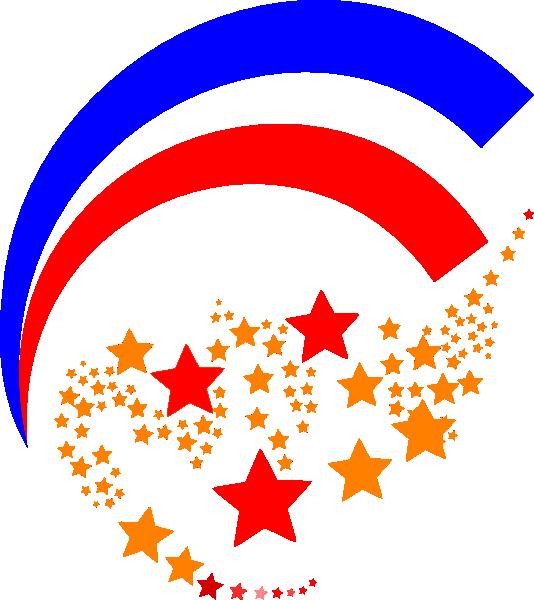 534x600 Star Clip Art