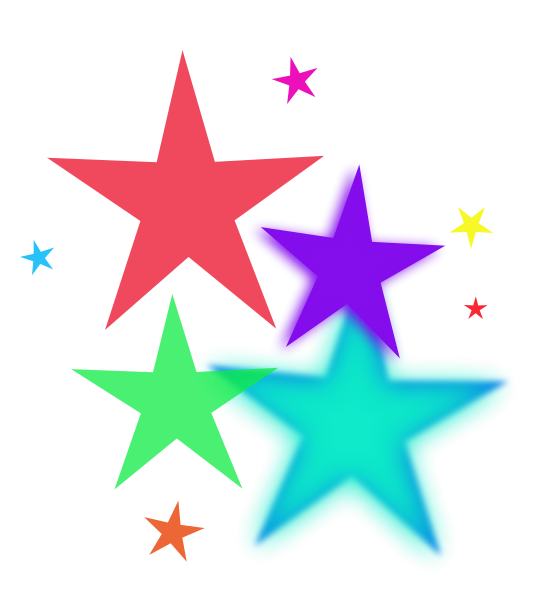 547x600 Stars Png Clip Arts For Web