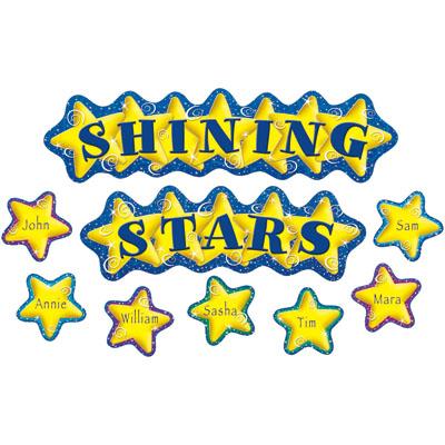 400x400 Stars Clipart Shining Star