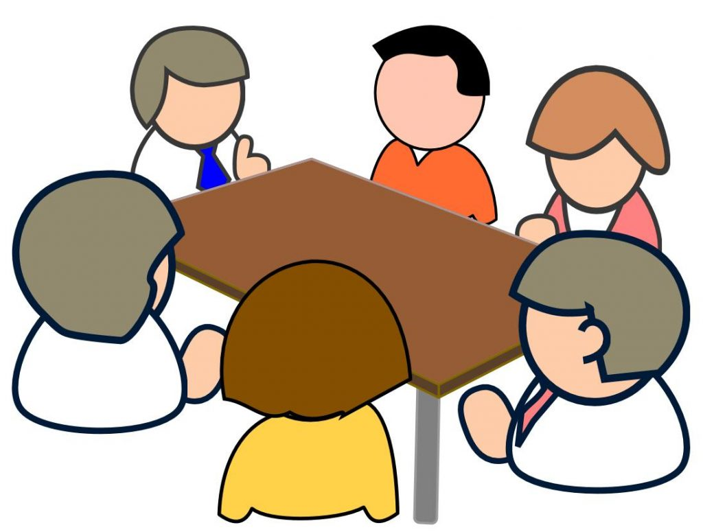 1024x775 Student Working Students Working Together Clipart Free Download