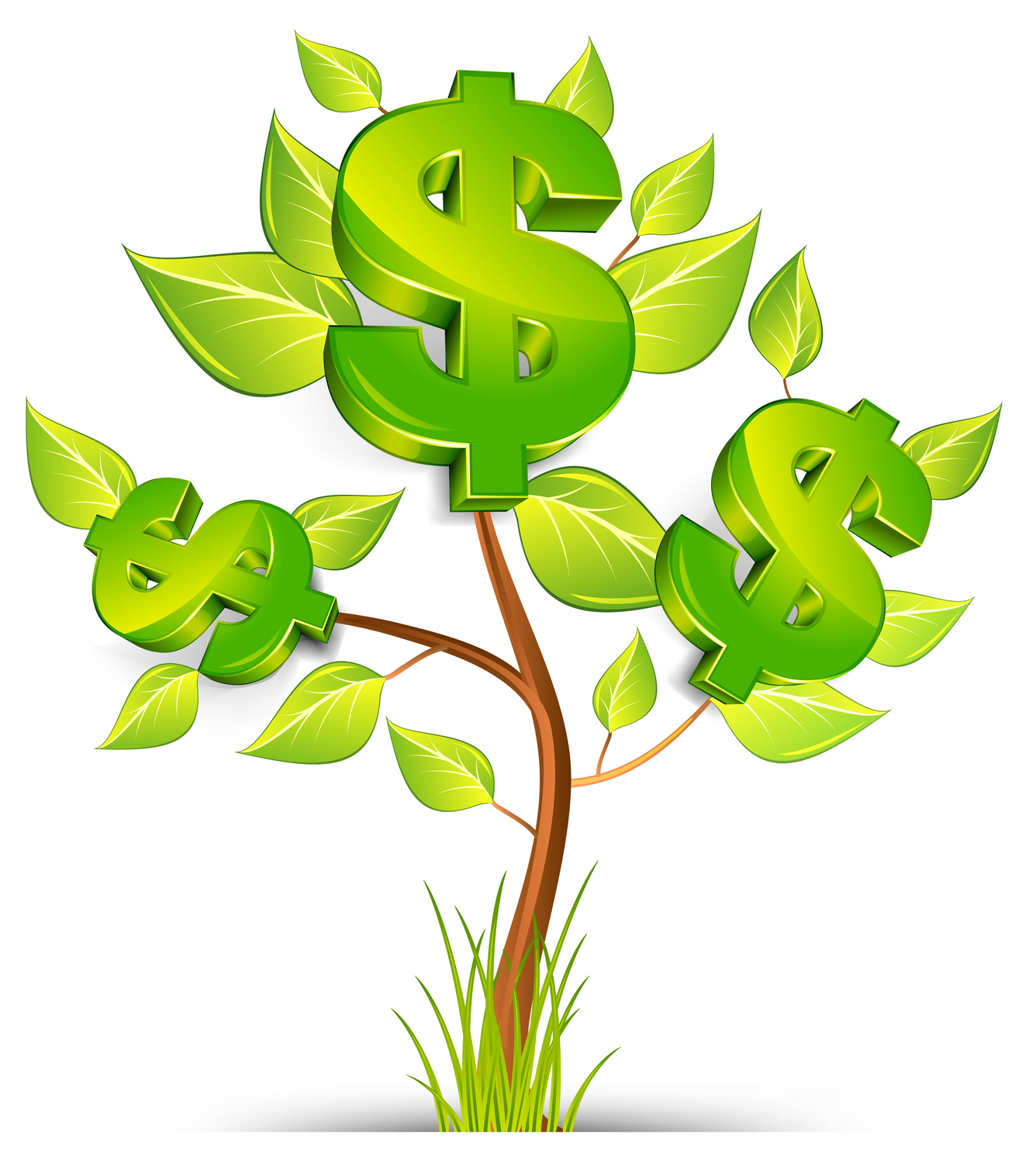 1336x1497 Growing Tree Clipart