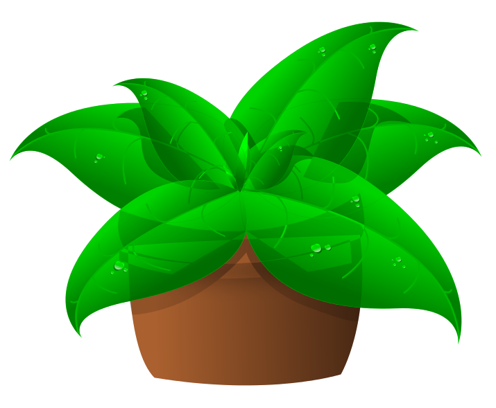 715x589 Clipart Of Plants