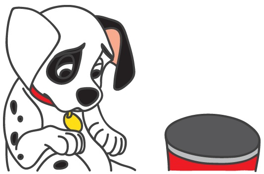 534x353 Stomach Growling Dog Clip Art Cliparts