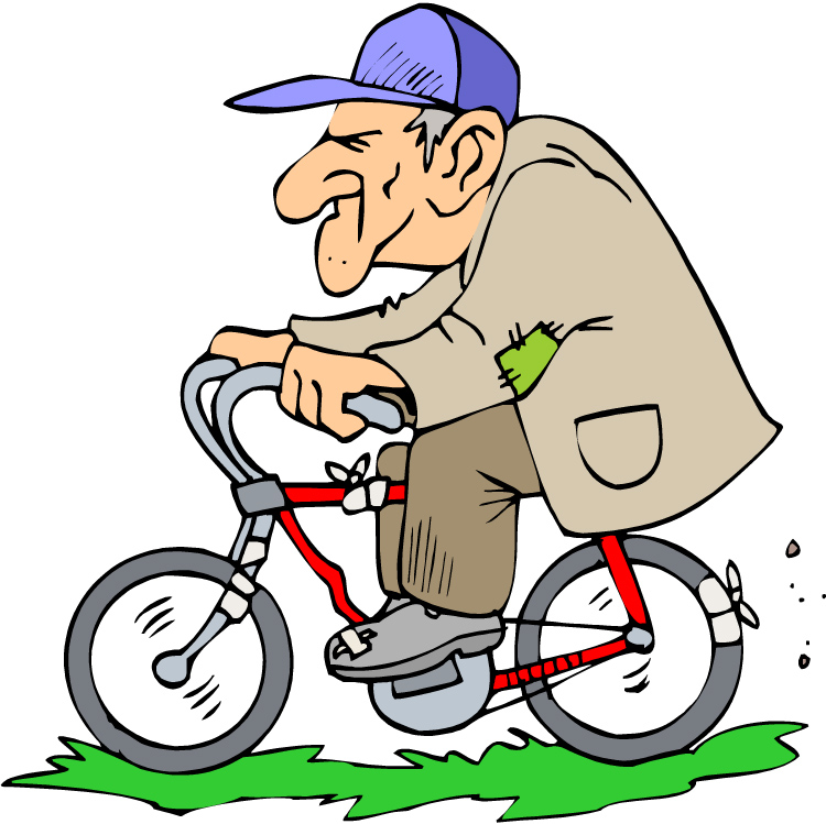 750x749 Retired Old Man Clipart