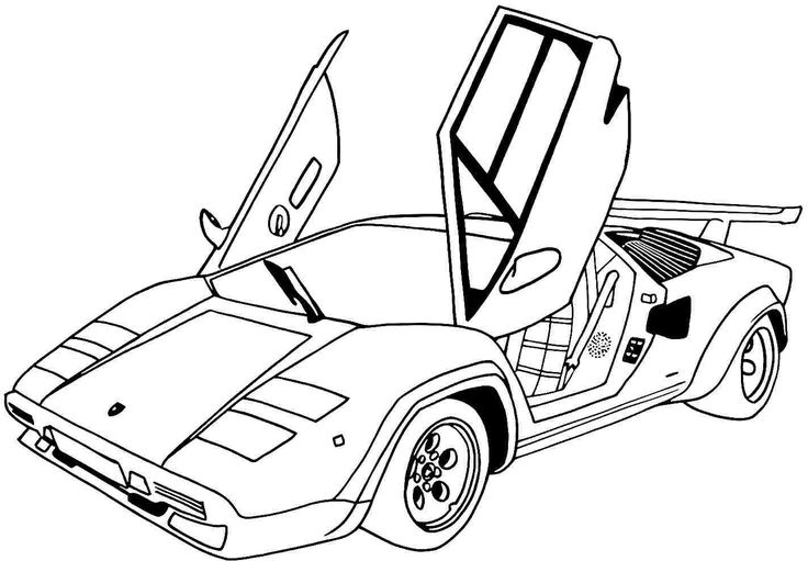 gta 5 car coloring pages   Gta 5 Coloring Pages   Free download best Gta 5 Coloring ...