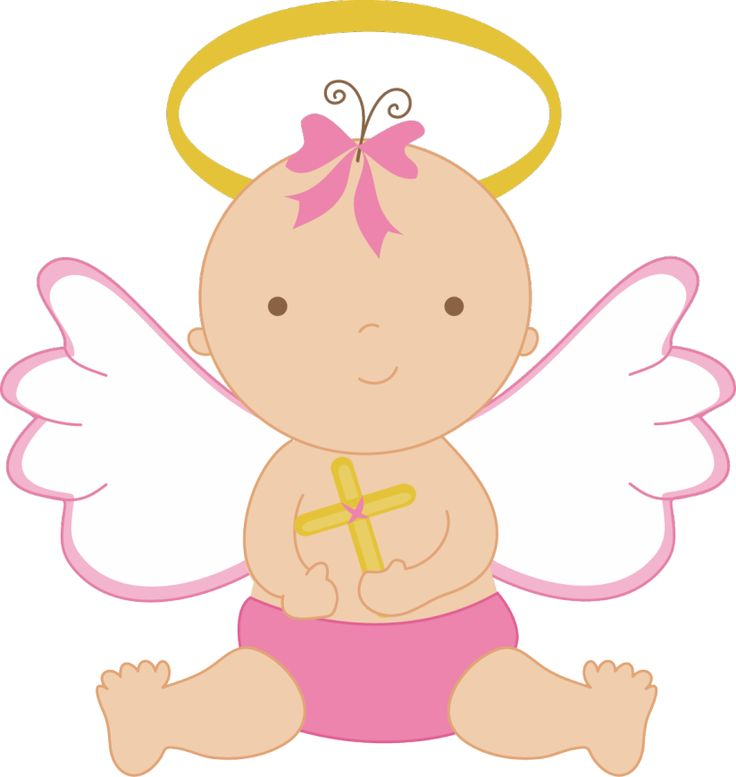 736x777 Baby Clipart Guardian Angel