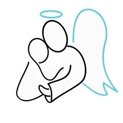 400x400 Baby Clipart Guardian Angel
